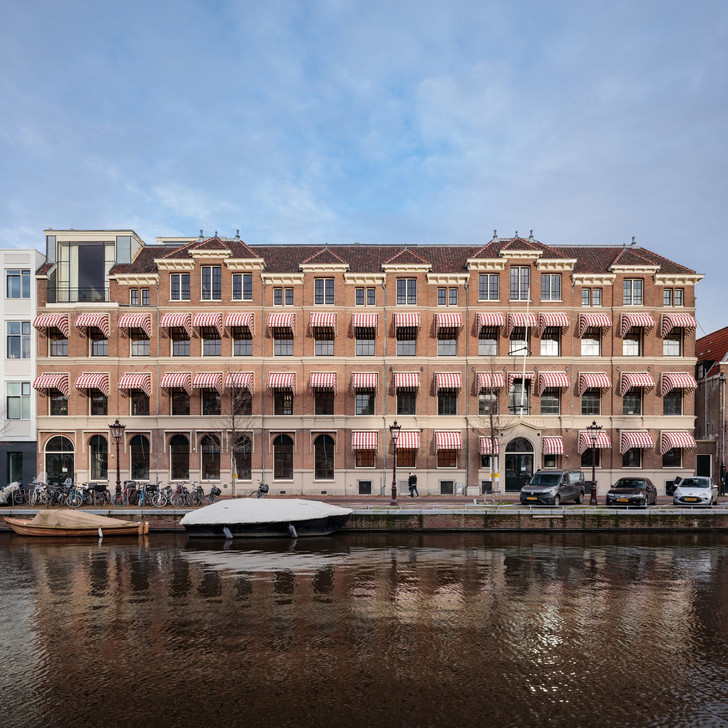 Дизайнерский коворкинг в Амстердаме (фото 2)