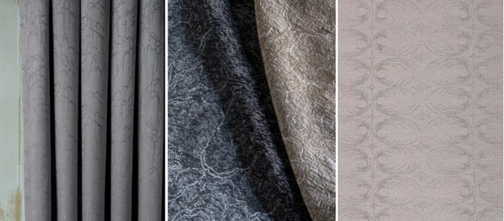 Caledonia: коллекция текстиля и обоев Олега Клодта и Анны Агаповой (фото 4)