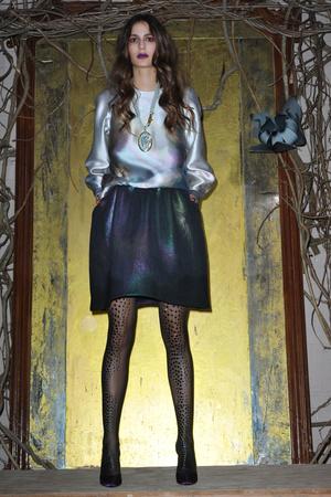 Показ Cynthia Rowley коллекции сезона Осень-зима 2013-2014 года Prêt-à-porter - www.elle.ru - Подиум - фото 490007