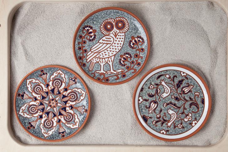 Греческая керамика Bonis Ceramics пришла в Москву