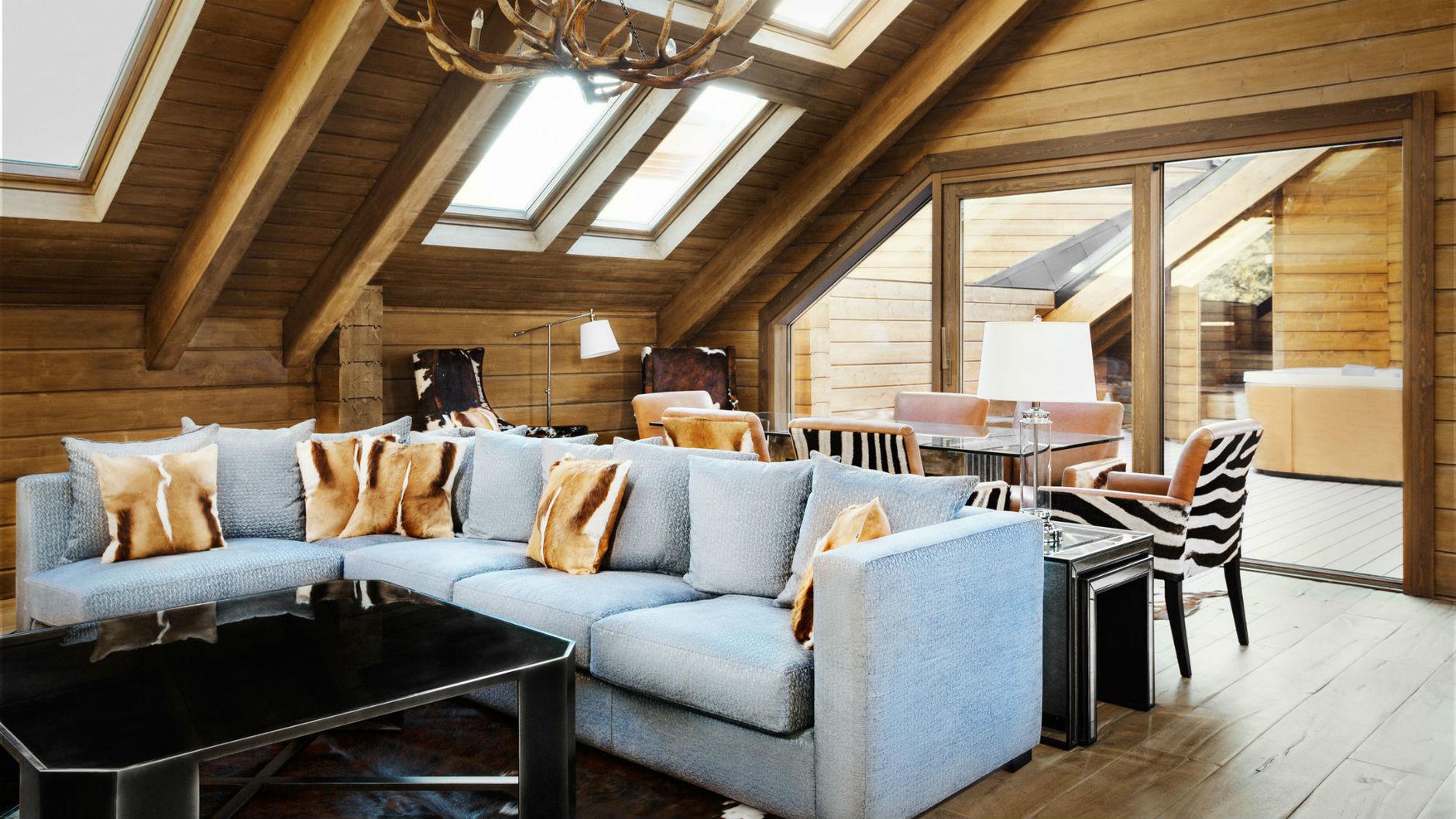 Топ-5 интересных отелей на горнолыжных курортах (галерея 14, фото 4)