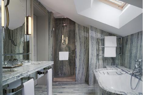 Архитектурное достояние Венеции: отель Gritti Palace | галерея [1] фото [28]