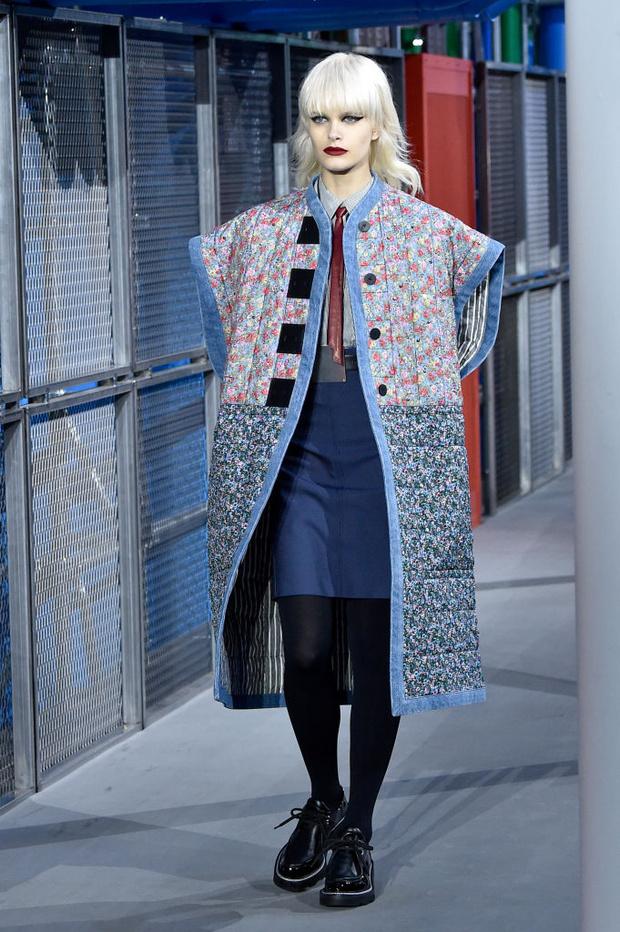 От хип-хопа до фанка 1980-х: смешение стилей на показе Louis Vuitton? (фото 1)