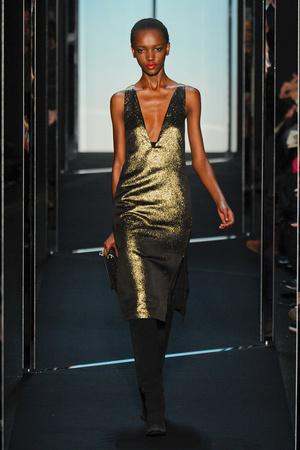 Показ Diane Von Furstenberg коллекции сезона Осень-зима 2011-2012 года prêt-à-porter - www.elle.ru - Подиум - фото 228326