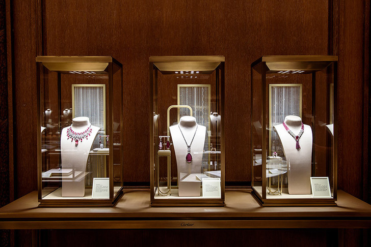 В Нью-Йорке проходит выставка Cartier, посвященная Высокому ювелирному искусств фото [5]