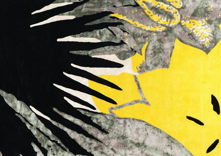 Дом солнца: желтый цвет в интерьере фото [6]