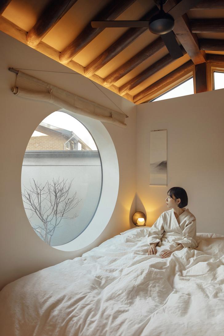 Гостевой дом Nuwa в Сеуле по проекту студии Z_Lab (фото 11)