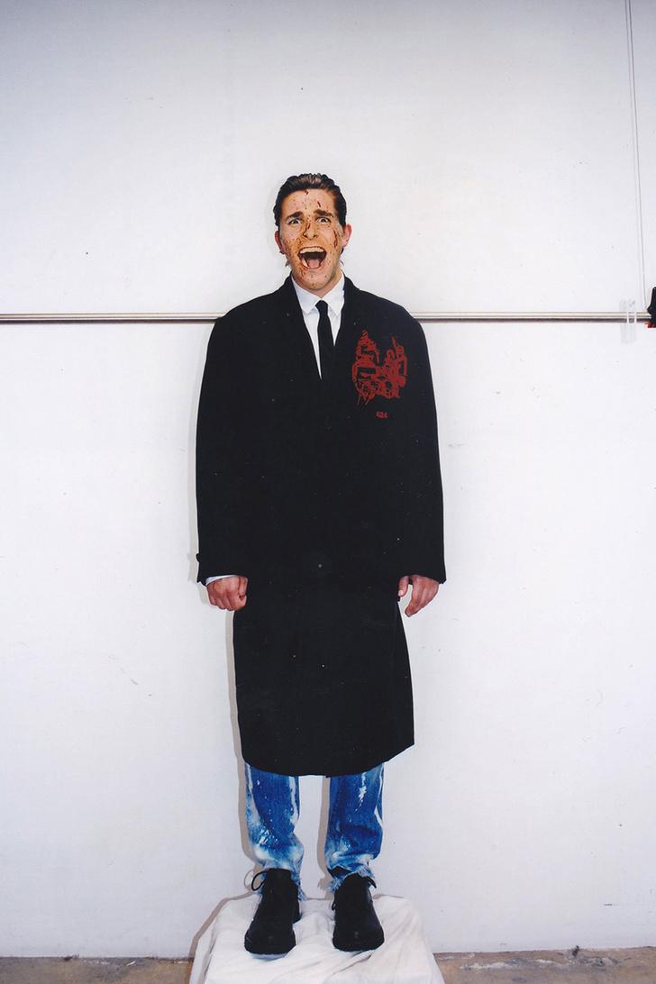 424 представили коллекцию, посвященную «Американскому психопату» (фото 1)