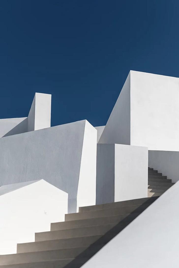 Saint Hotel на острове Санторини по проекту Kapsimalis Architects (фото 4)