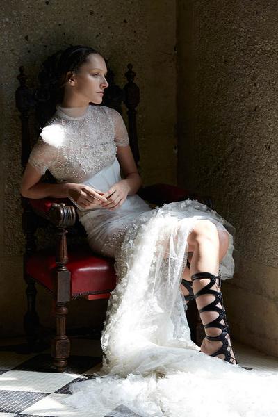Лучшие коллекции Недели свадебной моды | галерея [4] фото [14]