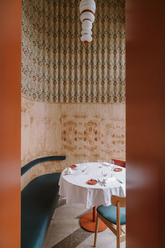 Ресторан Opasly Tom в Варшаве (фото 8.1)
