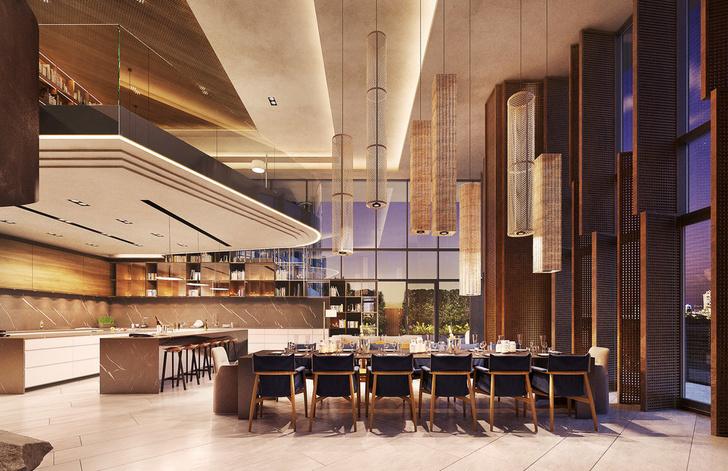 Новая резиденция Ritz-Carlton от Пьеро Лиссони во Флориде (фото 9)
