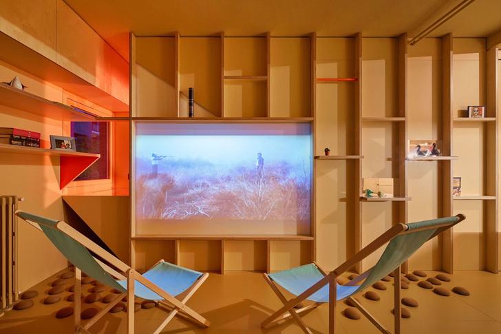Квартира 46 м²для молодого врача и его бульдога в Мадриде (фото 6)