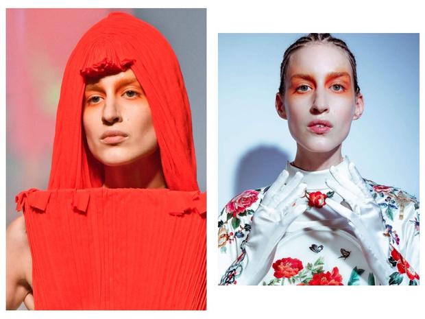 Никакого «нюда»: макияж с последнего показа Jean-Paul Gaultier (фото 13)
