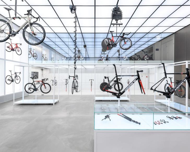 Изобрести велосипед: проект в Копенгагене от Johannes Torpe Studios (фото 6)