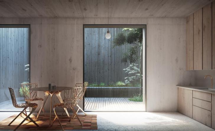 Доступная архитектура: модульные дома Дэвида Аджайе (фото 9)