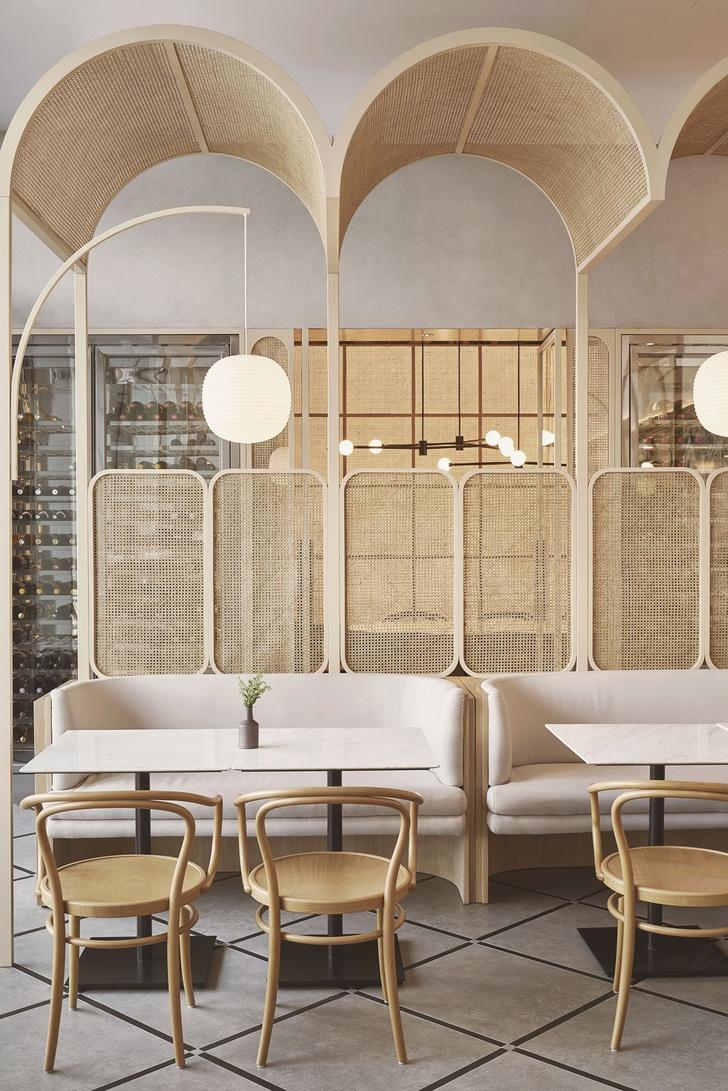 Французское очарование: ресторан Oxalis в Шанхае (фото 5)