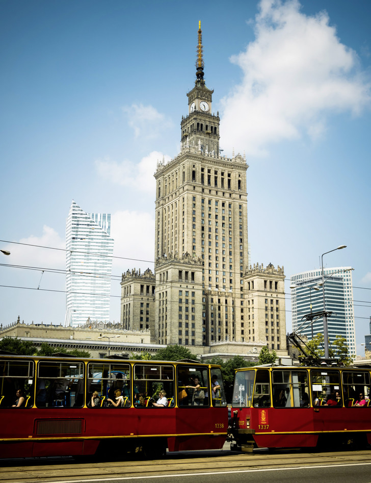 Архитектурный гид: Варшава (фото 10)
