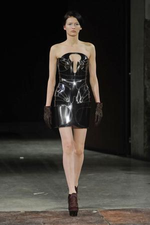 Показ  коллекции сезона Весна-лето 2012 года Haute couture - www.elle.ru - Подиум - фото 331103
