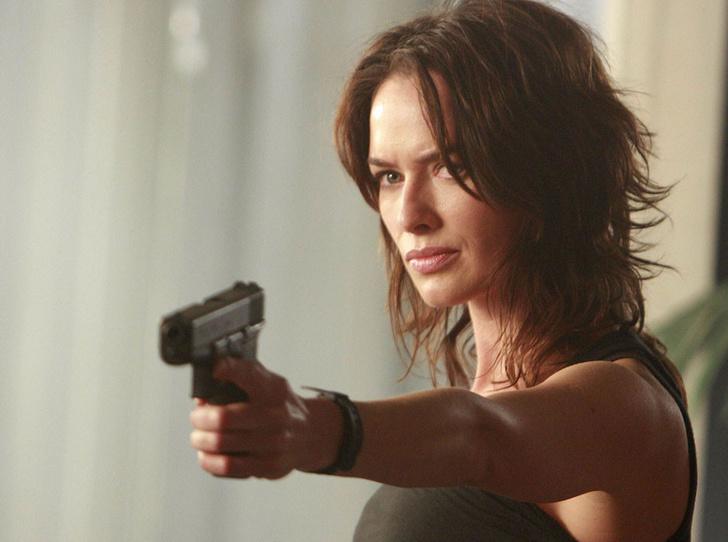 Сара Коннор в сериале «Терминатор: Битва за будущее»