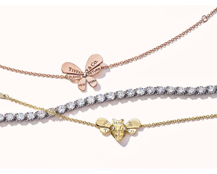 Новая классика: Tiffany & Co. представили украшения Return to Tiffany Love Bugs (фото 5)