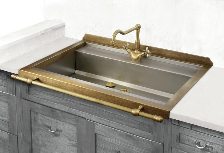 Мыть или не мыть? Какой должна быть раковина для кухни (фото 20)