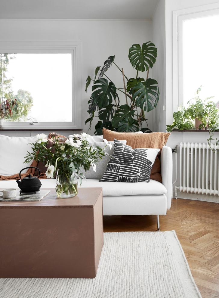 Светлая скандинавская квартира в Гетеборге (фото 18)