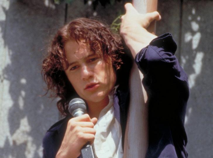 «10 причин моей ненависти» (10 Things I Hate About You), 1999 Хит Леджер актер фото фильмография