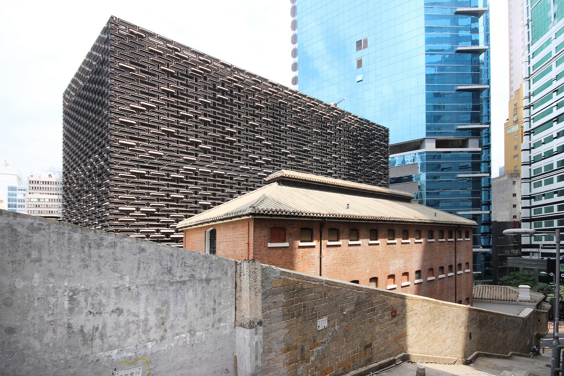 Арт-центр в Гонконге от Herzog & de Meuron (галерея 12, фото 3)