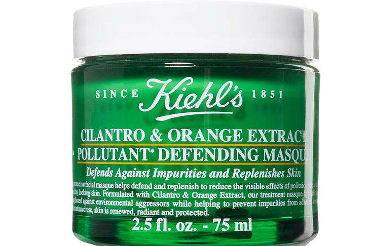 Маска для лица Cilantro & Orange Extract Pollutant Defending, Kiehl's