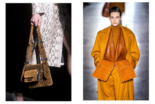 Итоги Недель моды осень-зима 2019: какие сумки мы будем носить через полгода (фото 2)