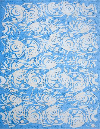 Авангард, лестницы и море: ковры от русских дизайнеров (фото 14.2)