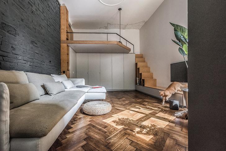 Маленькая квартира 35 м² во Львове (фото 14)