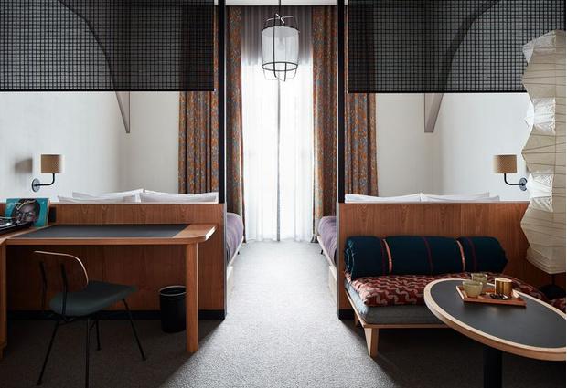 Отель Ace Hotel в Киото по проекту Кенго Кума & Commune Design (фото 0)