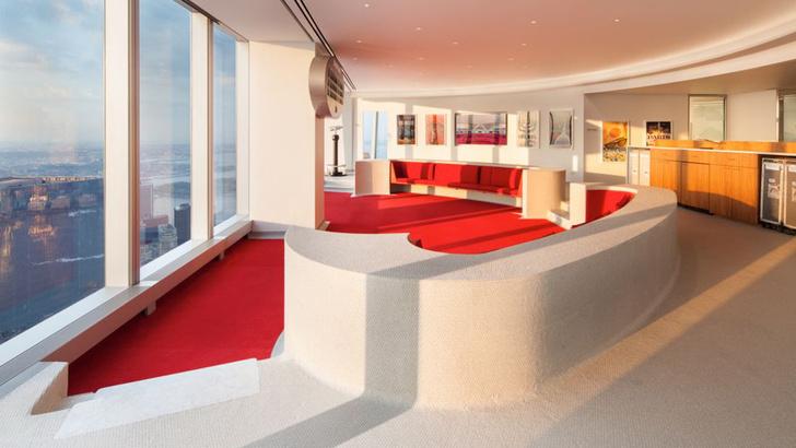 Отель в стиле 1960-х откроется в бывшем терминале TWA в Нью-Йорке фото [11]