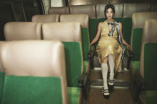 Маршрут построен: обворожительные дочери Мадонны и Умы Турман в рекламе Miu Miu (фото 3)