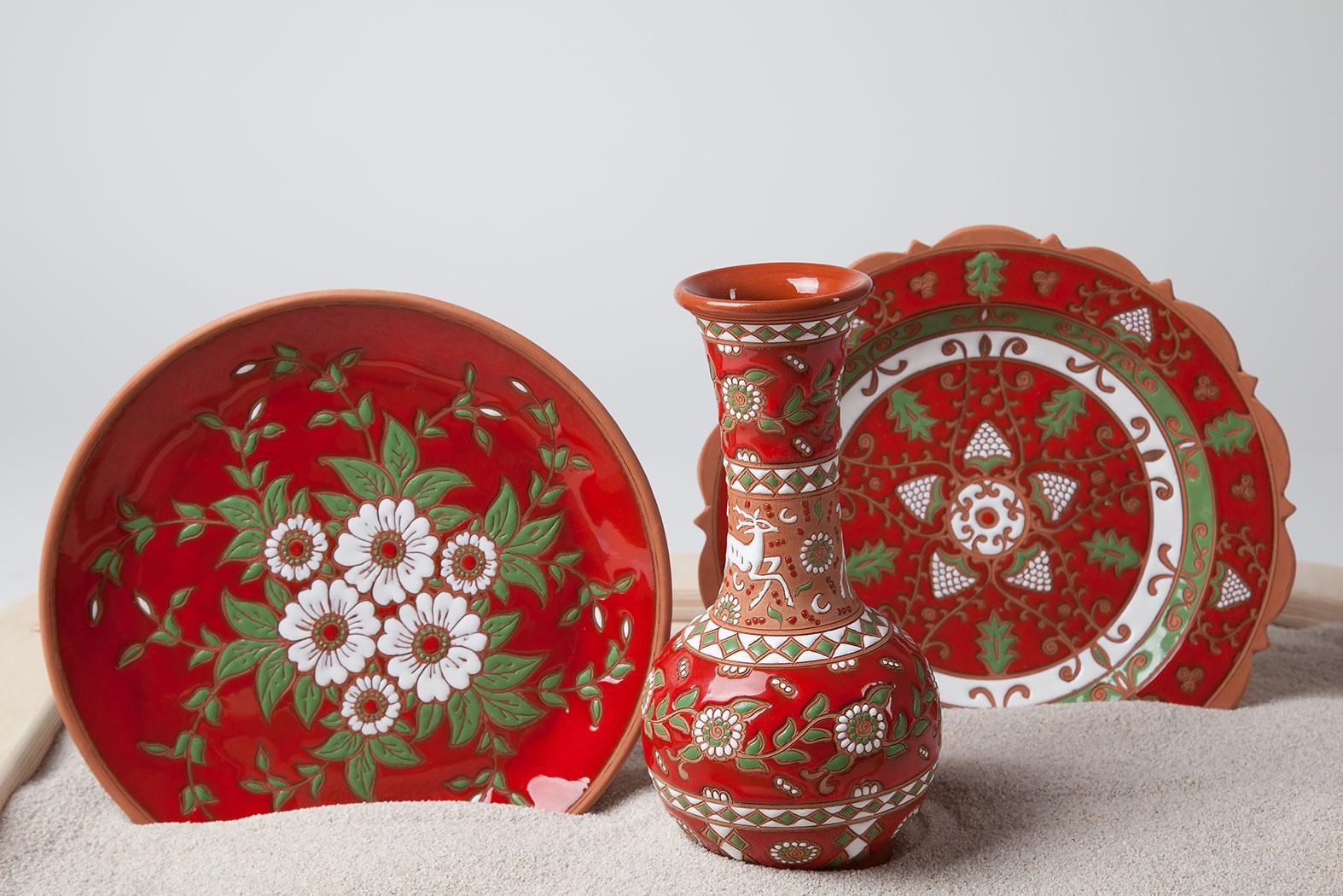 Греческая керамика Bonis Ceramics пришла в Москву | галерея [1] фото [2]