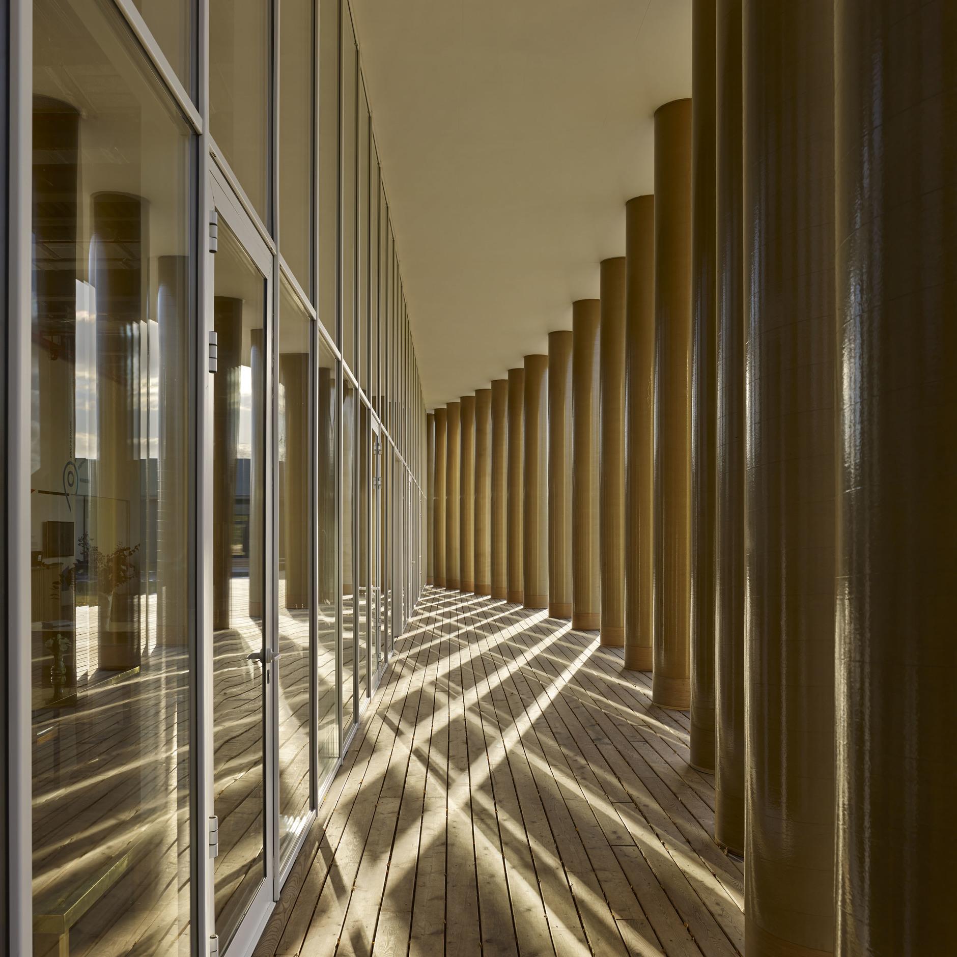 0a4de6459146 Шигеру Бан: архитектура из бумаги | ELLE Decoration