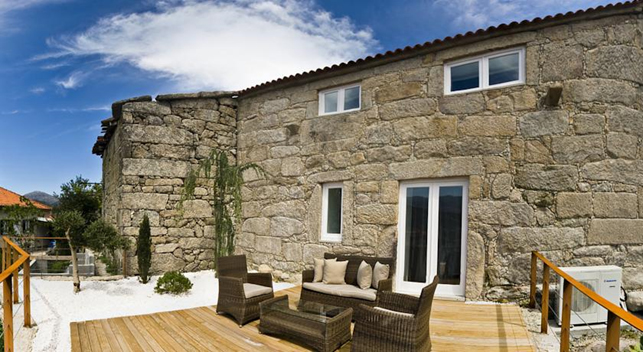 RH Casas de Campo Design, Parada, Португалия