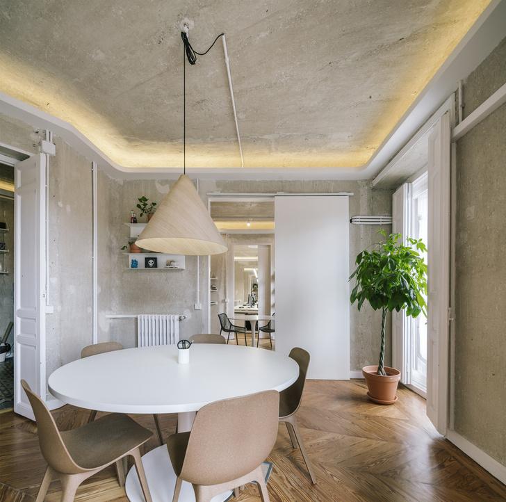Офис архитектурной студии Zooco в Мадриде (фото 6)