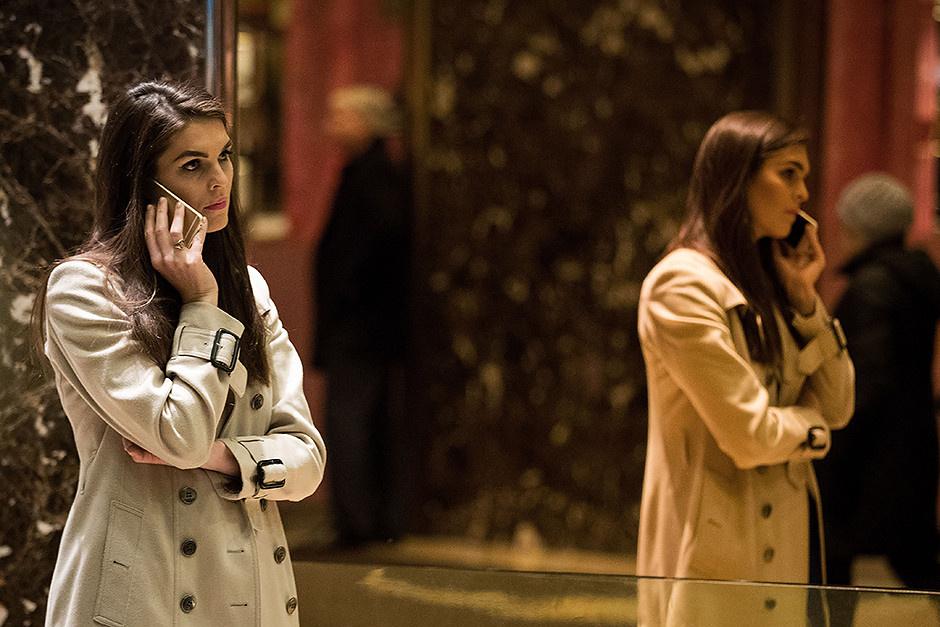 Помощница Дональда Трампа затмила Меланию на гала-вечере в Японии фото [5]