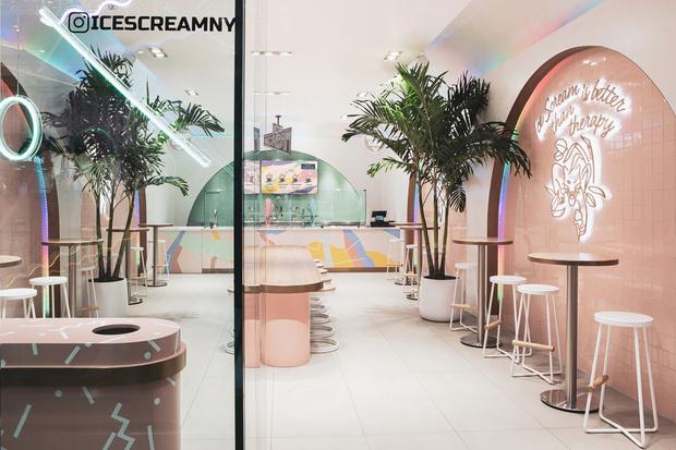 So sweet! Обзор дизайнерских кафе-мороженых (фото 33)