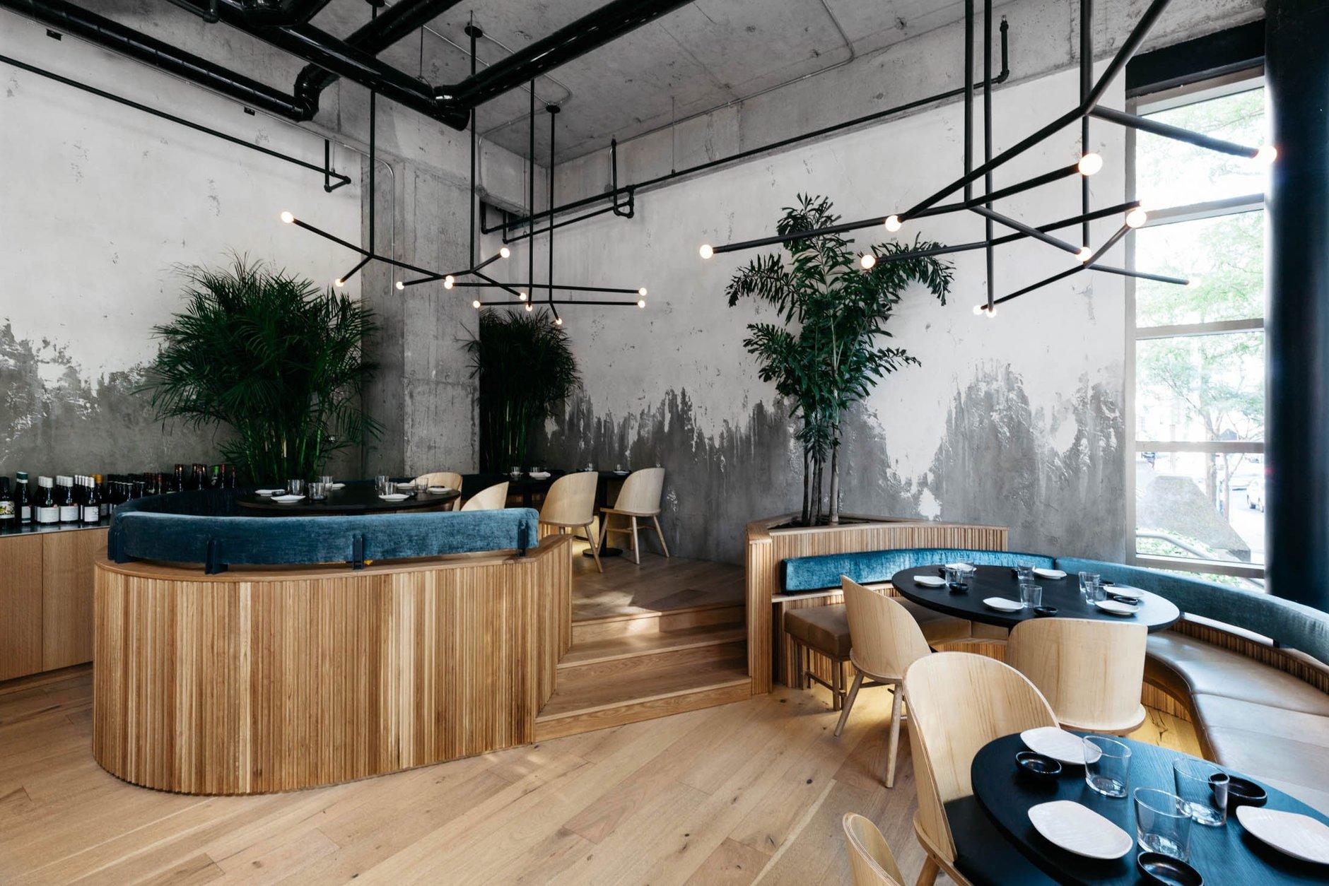 Стильный суши-бар в Монреале (галерея 5, фото 1)