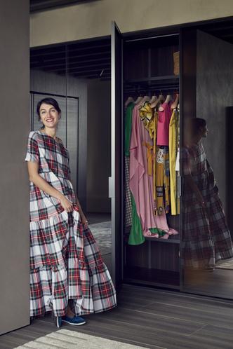 Модный гардероб: проект Марты Ферри для Molteni&C (фото 0.1)