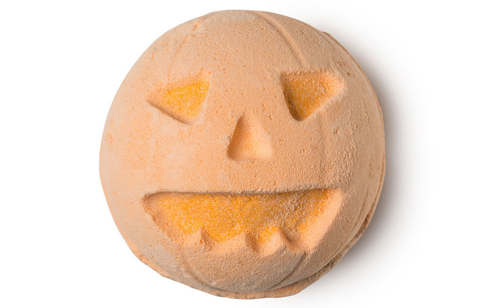 Бомба для ванны Pumpkin Bath Bomb