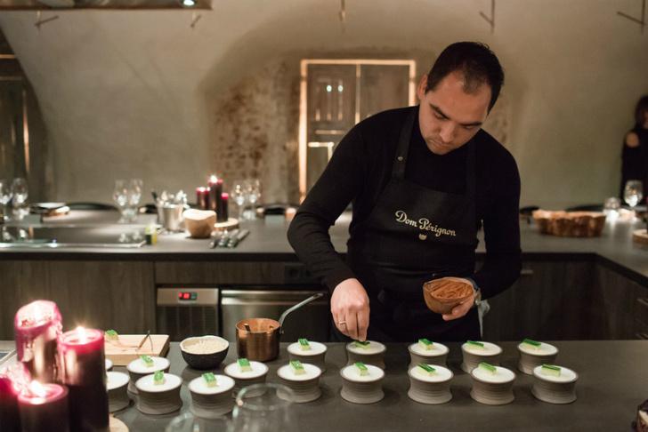 Гости ужина Dom Pérignon в Москве фото [5]