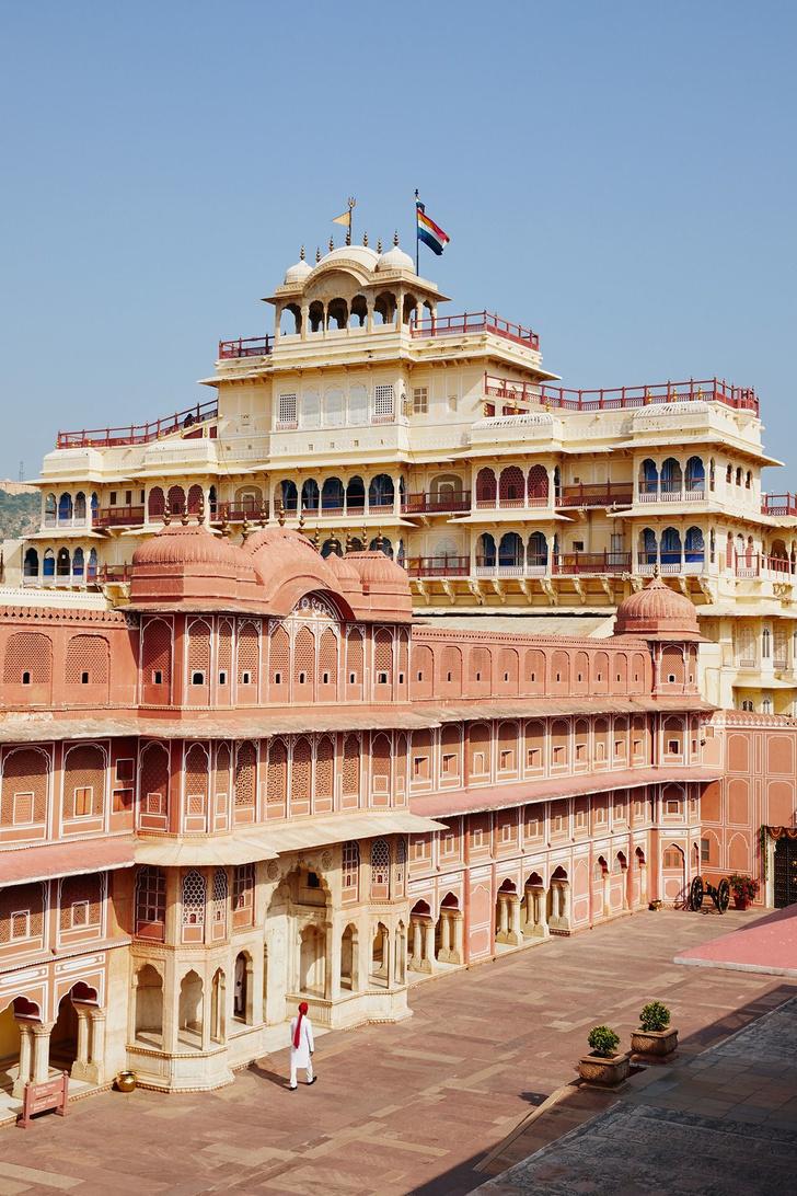 Городской дворец в Джайпуре сдается через Airbnb (фото 2)