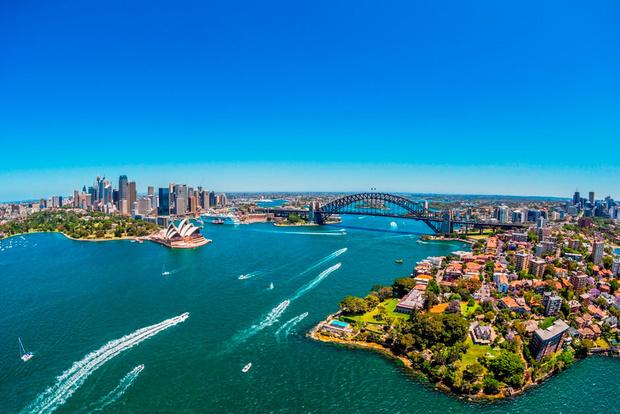 Сидней, Австралия самые безопасные города мира