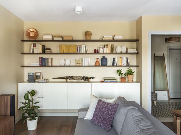 Квартира 64 м² для путешественников с этническими мотивами (фото 3)
