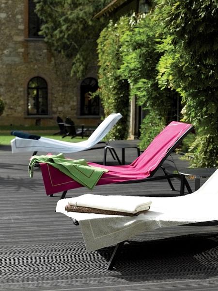 Яркие пляжные полотенца Yves Delorme и Ralph Lauren Home   галерея [1] фото [1]